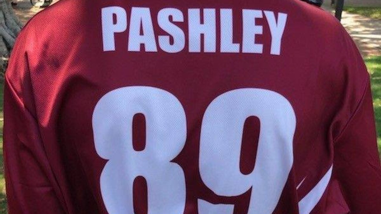 Number 89 Connor Pashley