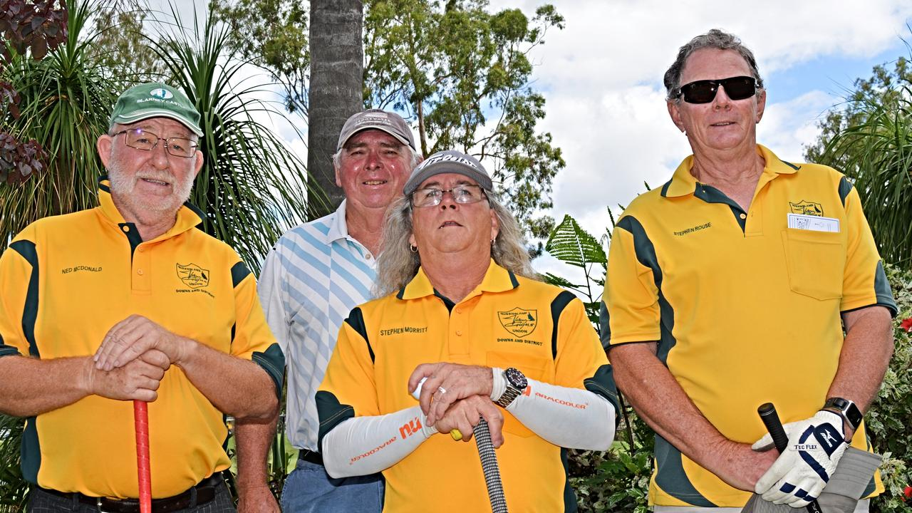 OUTING: Darling Downs Veterans Golfers will head to Stanthorpe Golf Club on Monday for a day of competition.