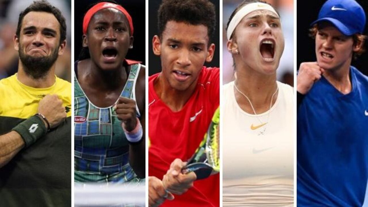 Who will be the break out star of Australian Open 2020?