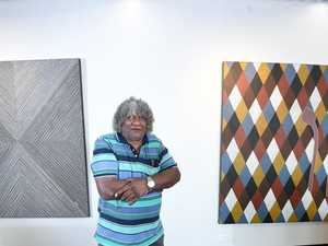 Renowned Bundjalung artist defied the odds