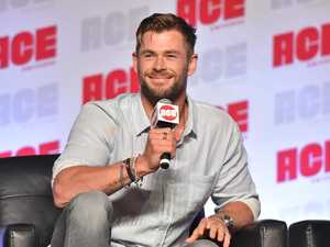The incredible auction bid to workout with Chris Hemsworth