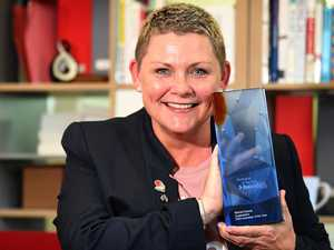 Inspiring educator up for Aussie of the Year