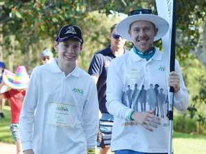 Get your walking shoes ready for Melanoma March
