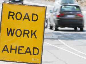 Major roadworks kick off at busy intersection