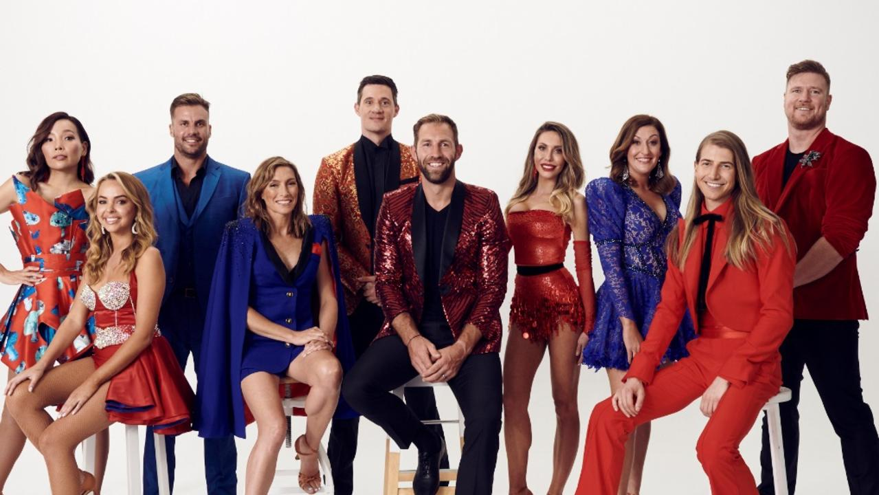 Dancing With The Stars 2020 cast announced tonight. Picture: Channel 10.