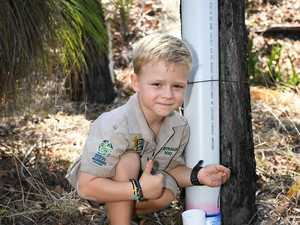 CQ Wildlife Warrior digs deep
