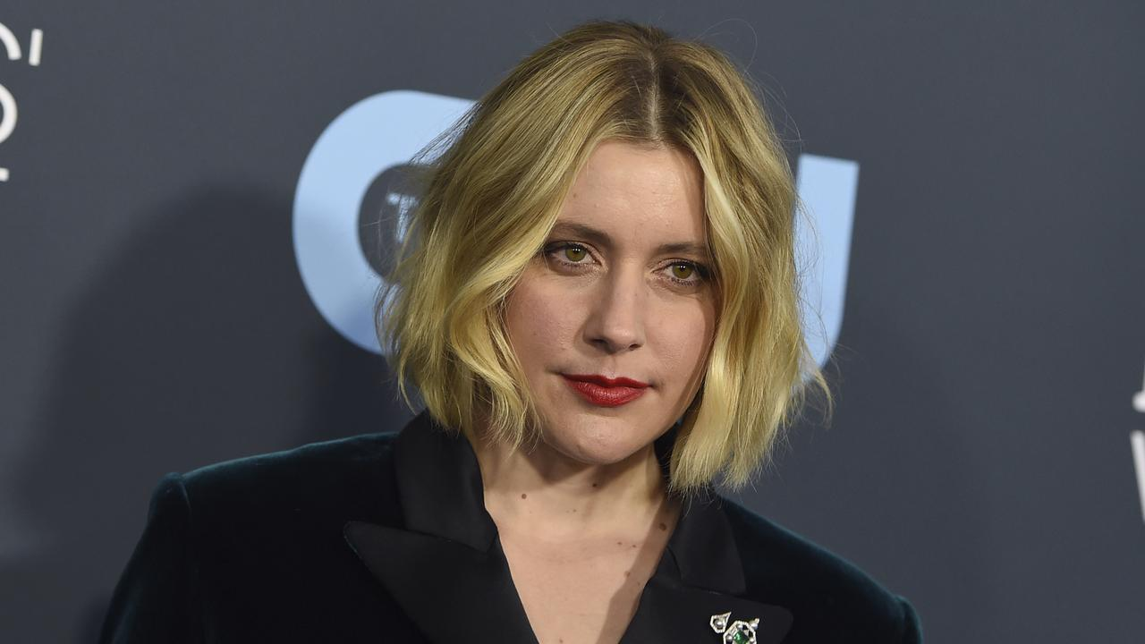 Greta Gerwigwas overlooked for an Oscar nomination this year. Picture: Jordan Strauss/Invision/AP