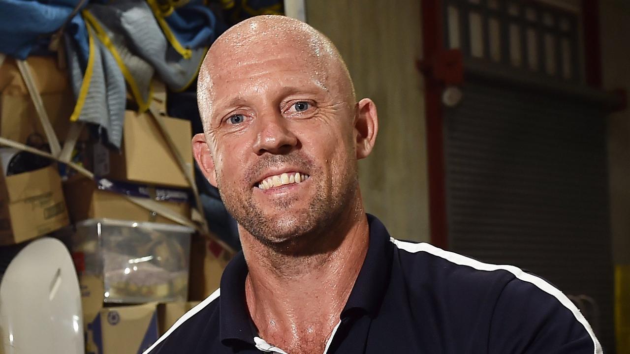 NRL legend Scott Hill. Photo: Patrick Woods