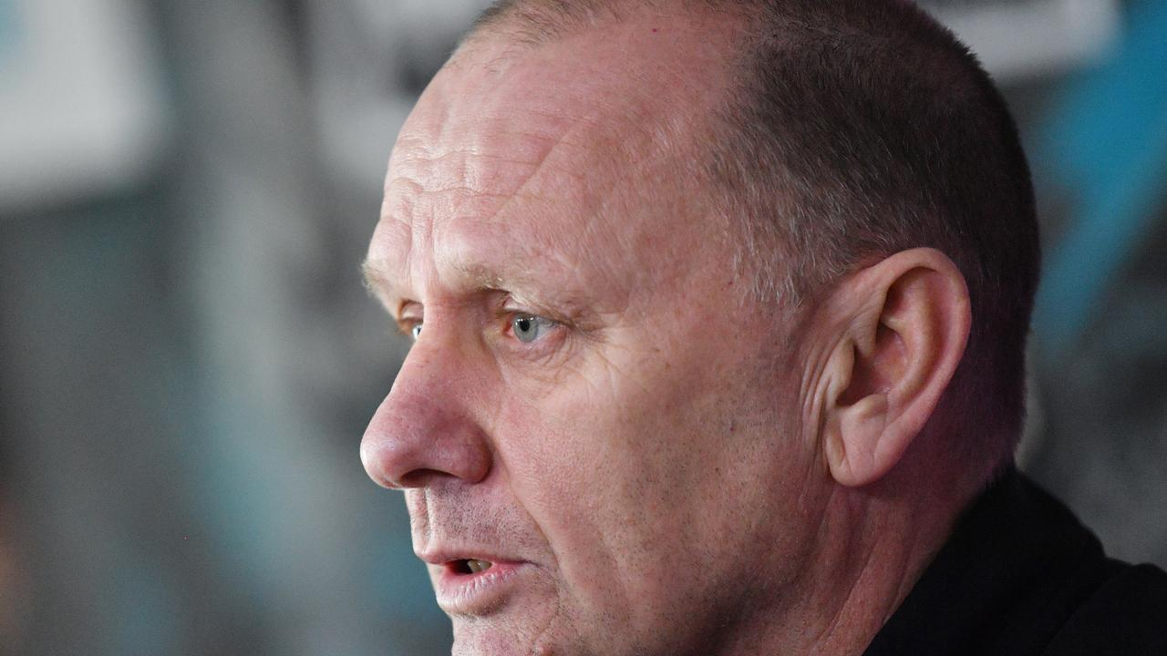 Port Adelaide coach Ken Hinkley believes representative football should return to the calendar on an annual basis. Picture: AAP/David Mariuz