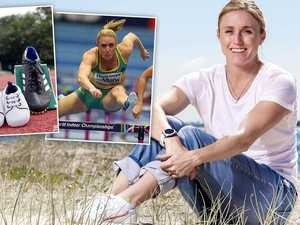 Sally Pearson pregnant: Champion hurdler to have a baby