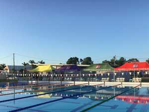 Emerald to host CQ swimming competition
