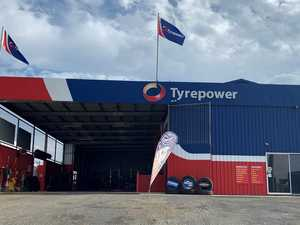 NEW OWNERS: Mine closure leads to tyre opening