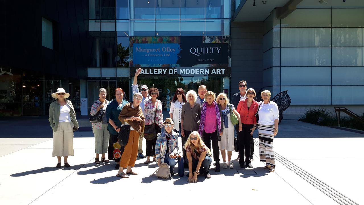 Lismore Regional Gallery is selling membership to Friends of the Gallery.