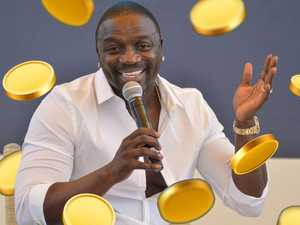 Akon is building his own city in Africa