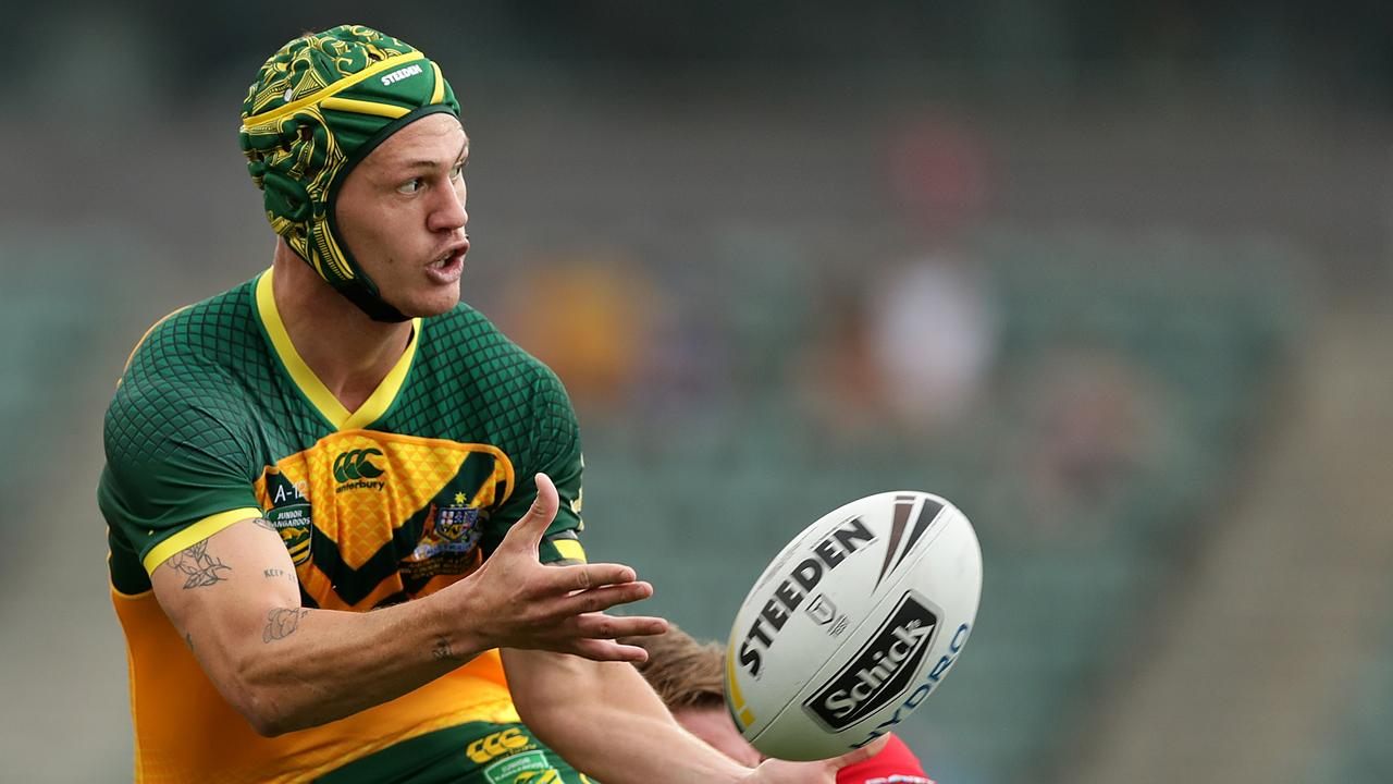 Ponga will take plenty of a tough year. Photo: Mark Metcalfe/Getty Images