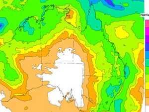 Stormy week ahead as monsoon season kicks off