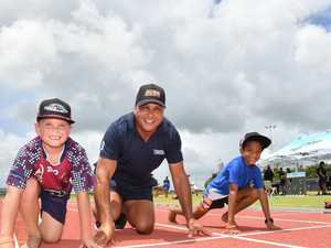 League legend turns out for Deadly Choices event