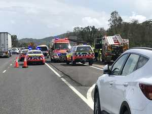 Man and woman dead in horror highway crash near Ballina