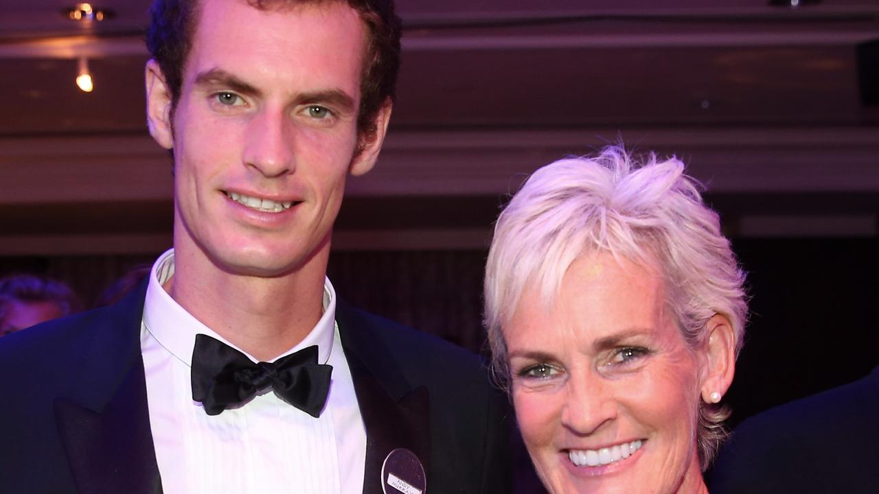 "Former world No. 1 Andy Murray has brutally sledged his mother on Instagram, calling her a ""mad old lady"" after her social media gaffe."
