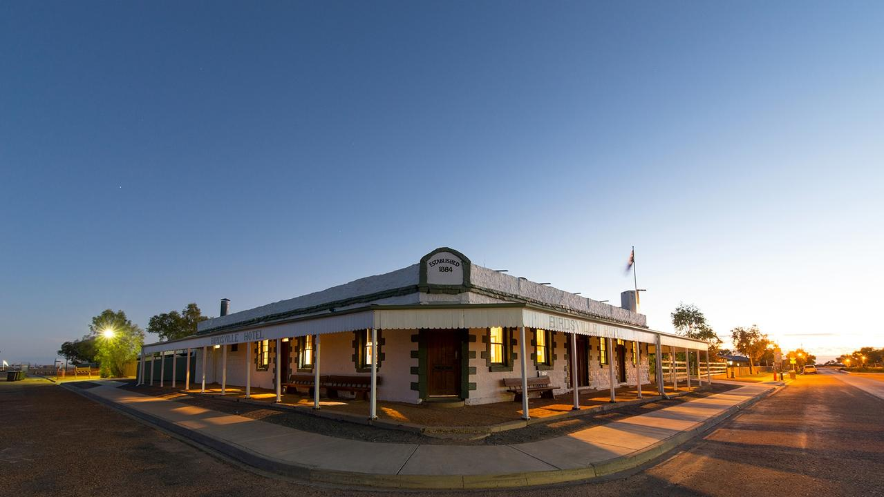The historic Birdsville Hotel will soon have a new owner.
