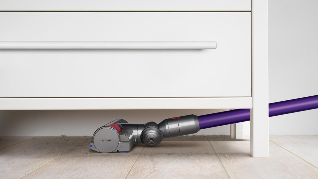 Big W has announced a stellar deal on the Dyson V7 Animal Handstick cordless vacuum. Picture: Supplied