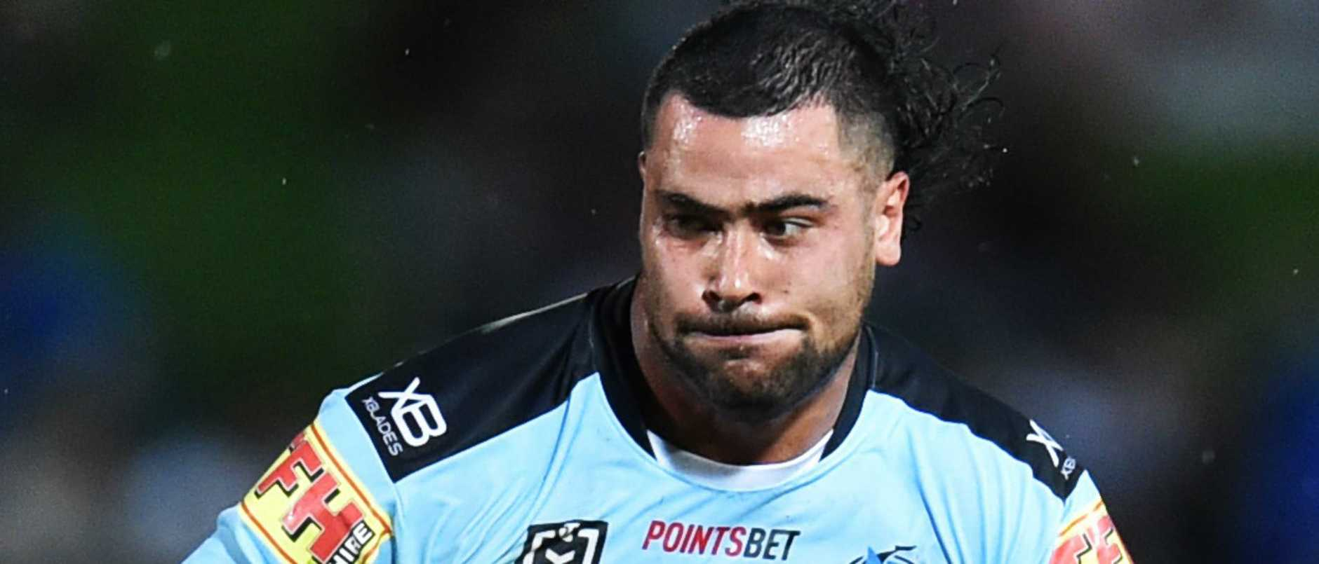 Andrew Fifita has been linked with the Titans.