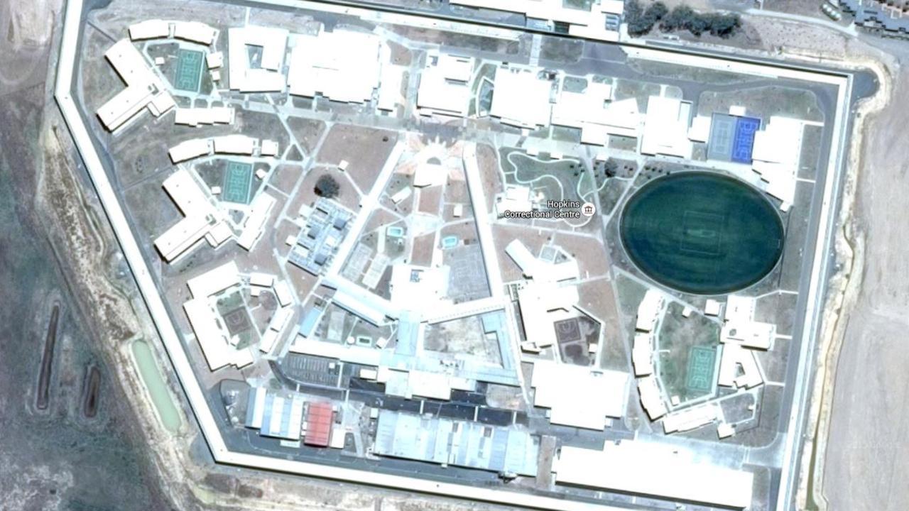 Hopkins Correctional Centre in Ararat.