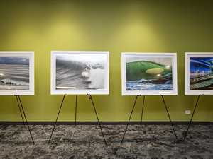 Ocean Surf Photo Exhibition opens at Southern Cross Uni