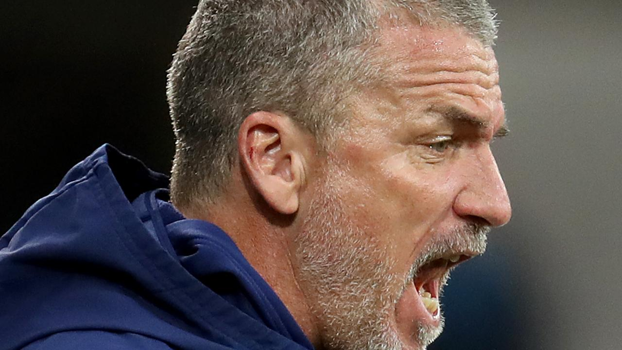 Marco Kurz has been sacked as Melbourne Victory coach. Picture: Getty Images.