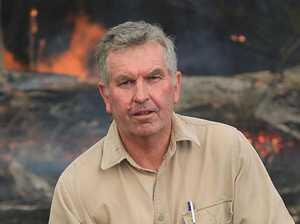 Farmer's fury at ignored bushfire 'death trap' call