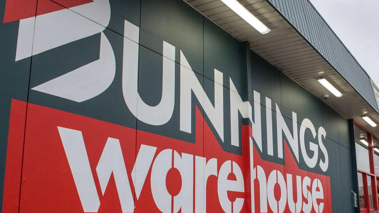 Concerns have been raised about the cost of water containers at Bunnings Warehouse, compared to similar ones sold by Norco.