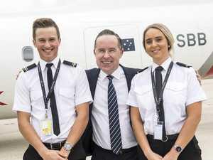 Aviation Students Soar