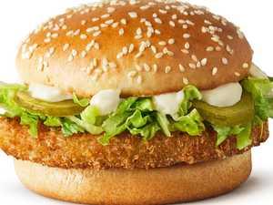 Macca's finally brings vegie burger to Oz