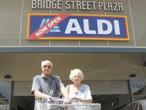 Residents voice opinions on opening of new Aldi