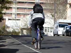 Cyclist helps crack own stolen bike case