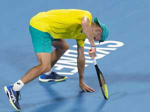 Demon's crazy ploy to save Australian Open dream