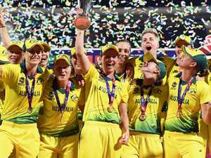Australia's T20 squad to defend title