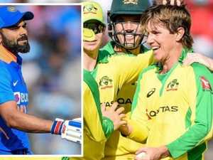Confident Zampa believes he has wood on Virat