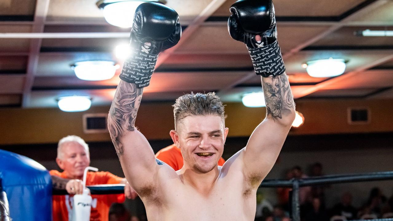 Toowoomba boxer Chris Brackin is aiming at a major career lift in 2020.