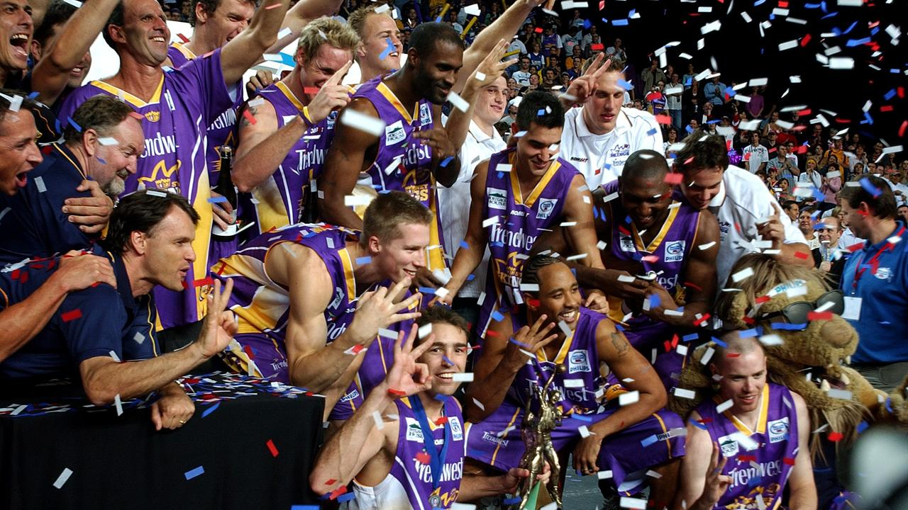 The Sydney Kings claimed the 2005 NBL Championship.
