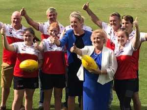 'Pork barrel': Scathing report over sporting grants