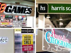 161 Aussie shops collapse in two weeks