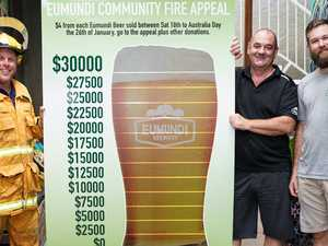 'We'll drink to that': how to help fireys, animals