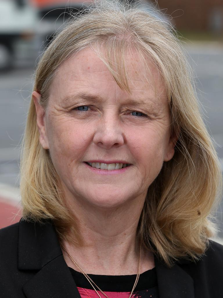 LNP candidate for Moreton Angela Owen. Picture: Patria Jannides