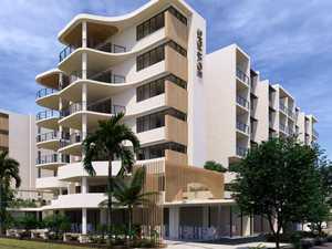 109-UNIT BLOCK: Beach homes to make way for huge development