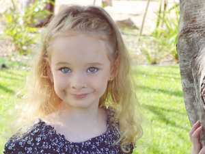 Rocky girl, 4, lands major modelling scholarship