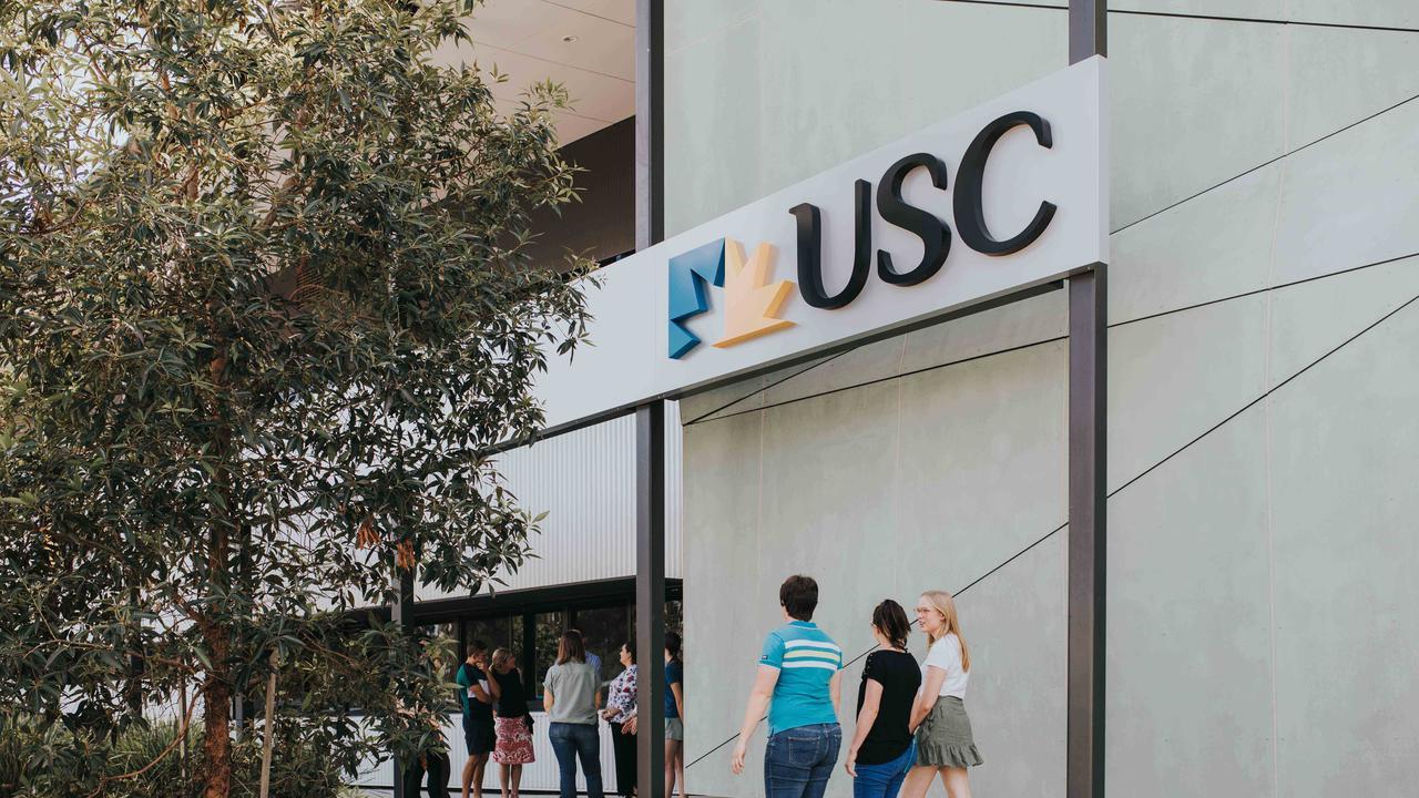 USC's Gympie campus.