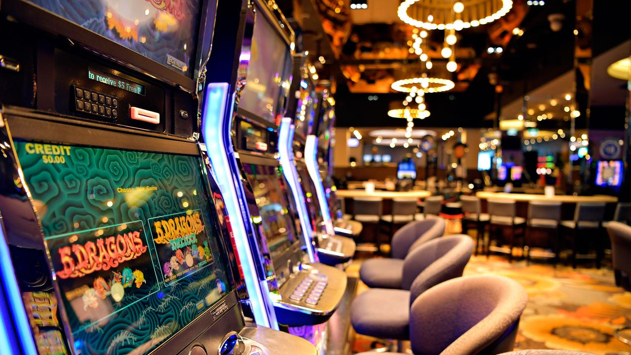 Tens of millions have been lost on the pokies on the Fraser Coast last year.