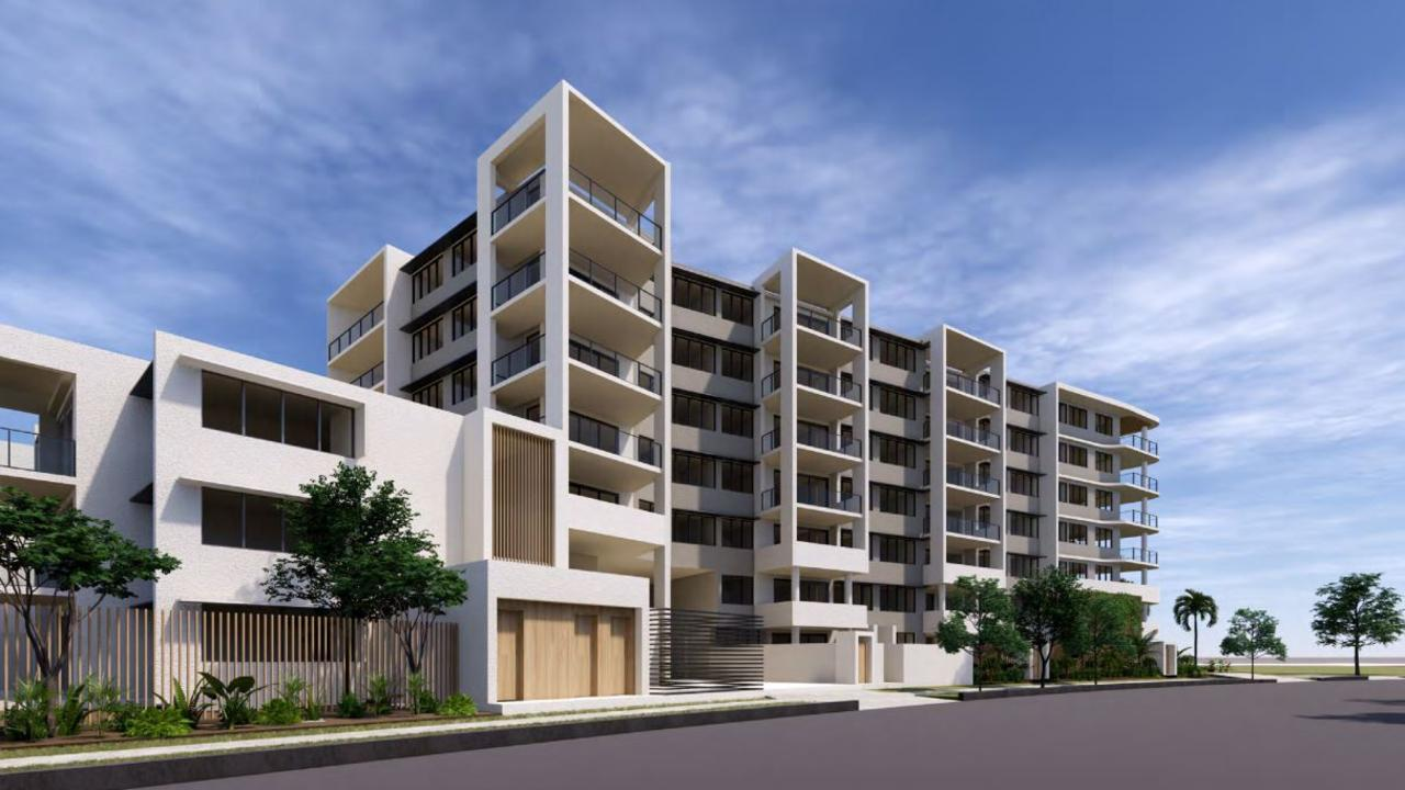 NEW LOOK: The Buddina Urban Village project is set to continue the transformation of a residential area.