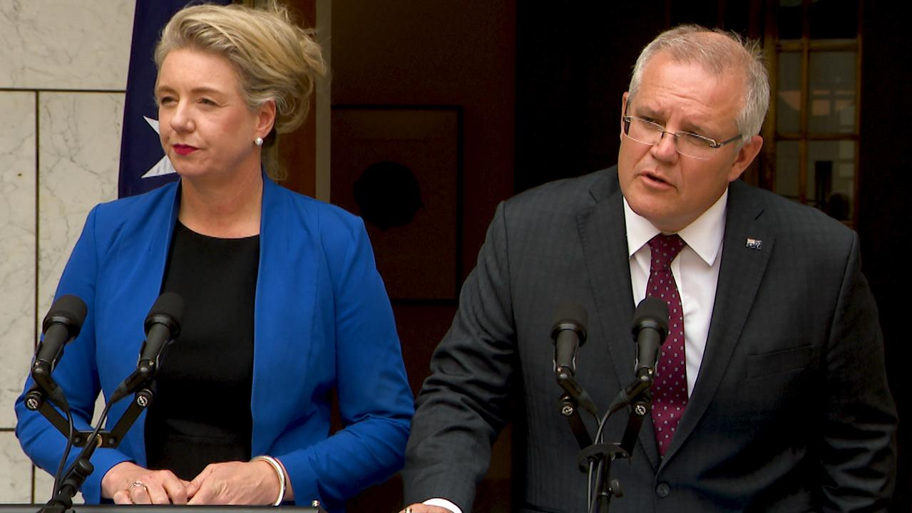 The Government is under fire after the damning audit report was released. Picture: AAP